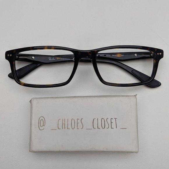 🕶️Ray-Ban RB5277 2012 Unisex Eyeglasses/TA417🕶️